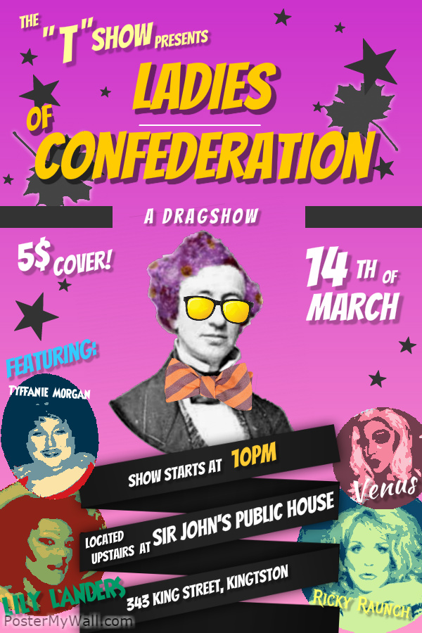Ladies of Confederation Poster