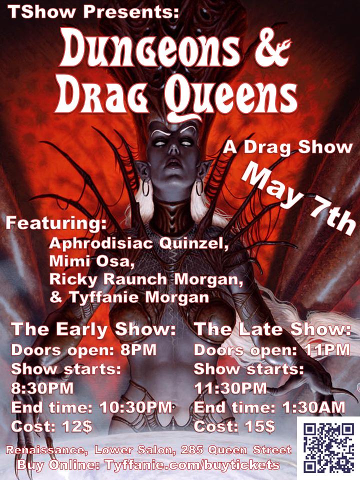 Dungeons&DragQueens