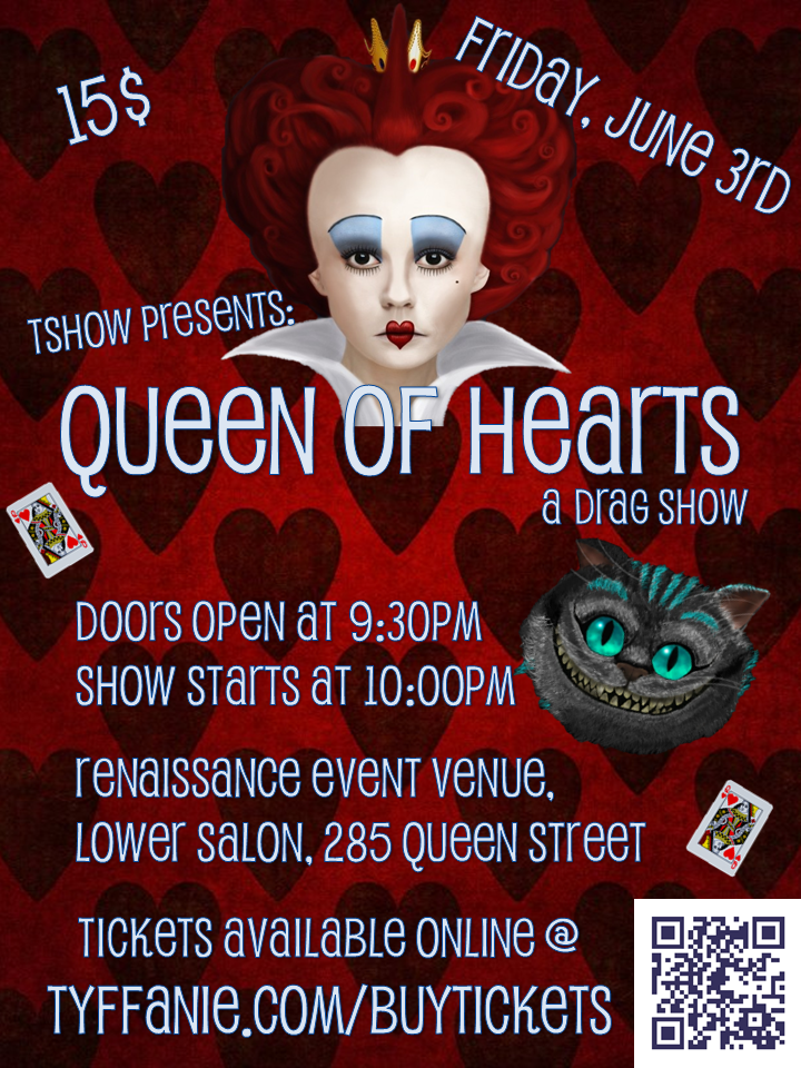 TShow - Queen of Hearts