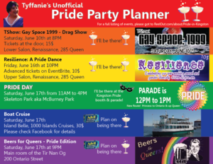 Pride Party Planner