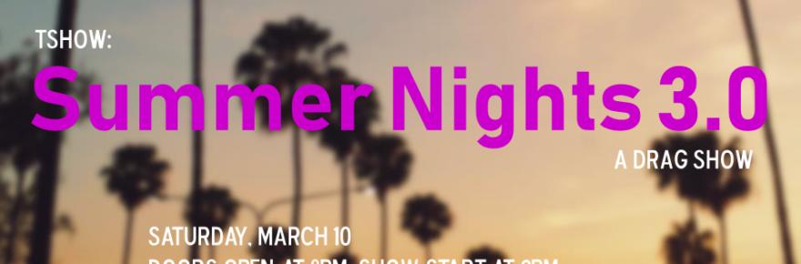 Summer Nights poster